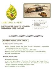 l artisan du vert