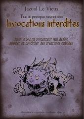grimoire magie invocinter graphic