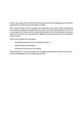 Fichier PDF ols prometil developpeur front end