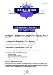 reglement du total freestyle trophy 2018 eng