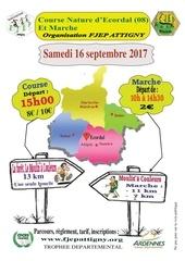 course nature d ecordal et marche 16 septembre 2017