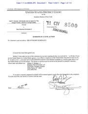 keenan complaint 11 23 2011 sdny