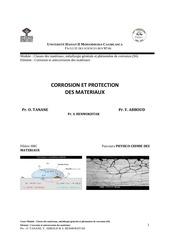 Fichier PDF tanane cours corrosion et anticorrosion des materiaux