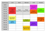 Fichier PDF emploi du temps l2 groupe 4