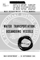 fm 55 105 water transportation 1944