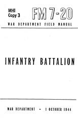 fm 7 20 infantry battalion 1944