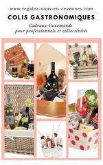 catalogue colis gastronomiques regalez vous en cevennes