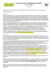 reglement interieur zumbav2017 2018