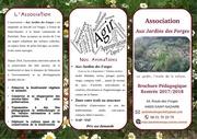 brochure pedagogique 2017 18