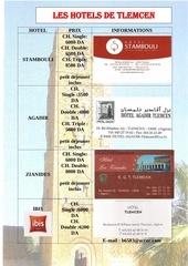 Fichier PDF les hotels de tlemcen