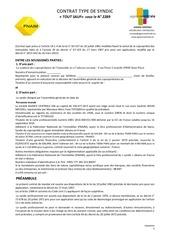 contrat de syndic 8 rue pierre corneille 69800 saint priest 1