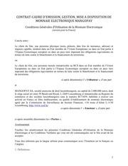 Fichier PDF mangopay cgu fr