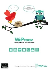 projet weproov