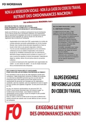 Fichier PDF tract fo macron