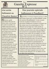 la gazette expresse n 1