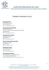 plan d action afcge 2017 2018