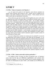 aristote Ethique a nicomaque livre 5