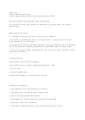 Fichier PDF test nickel