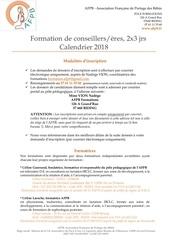 Fichier PDF afpb inscriptions et calendrier 2018