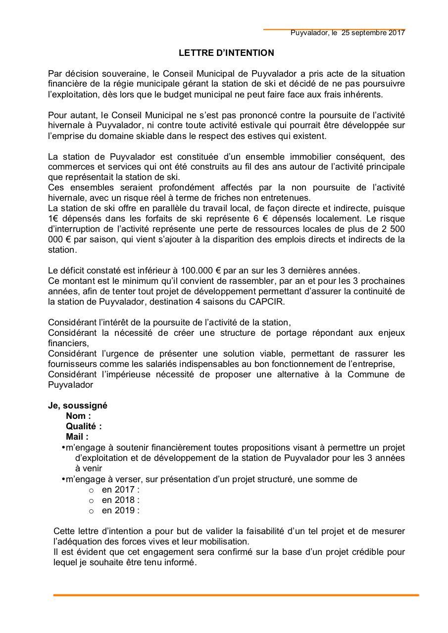 2017-09-18 Lettre d'intention - Fichier PDF