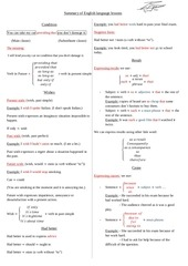 3as english resumes