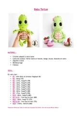 baby tortue partie 1