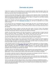 Fichier PDF dominador de loteria