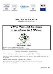 Fichier PDF projet associatif 2017