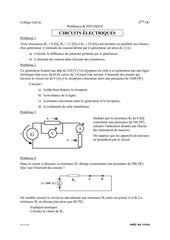 Fichier PDF serie 10 circuits