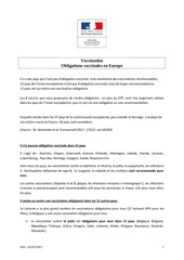 vaccination obligation europe 04072017