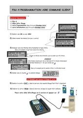 fdu g4 guide prog serrure 6 6