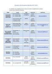 Fichier PDF calendrier des formations federales 2017 2018