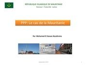 ppp cas de la mauritanie tunis mohamed el hassen boukhreiss