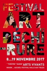 programme theatre art et dEchirure 2017