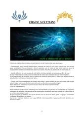 concours chasse aux titans nouvelle