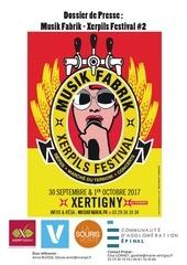musik fabrik xerpils festival dossier de presse