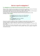 Fichier PDF a conjugaison 2