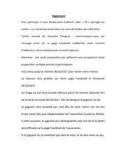 Fichier PDF reglement octobre