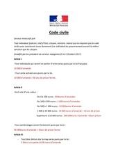 Fichier PDF code civile pdf