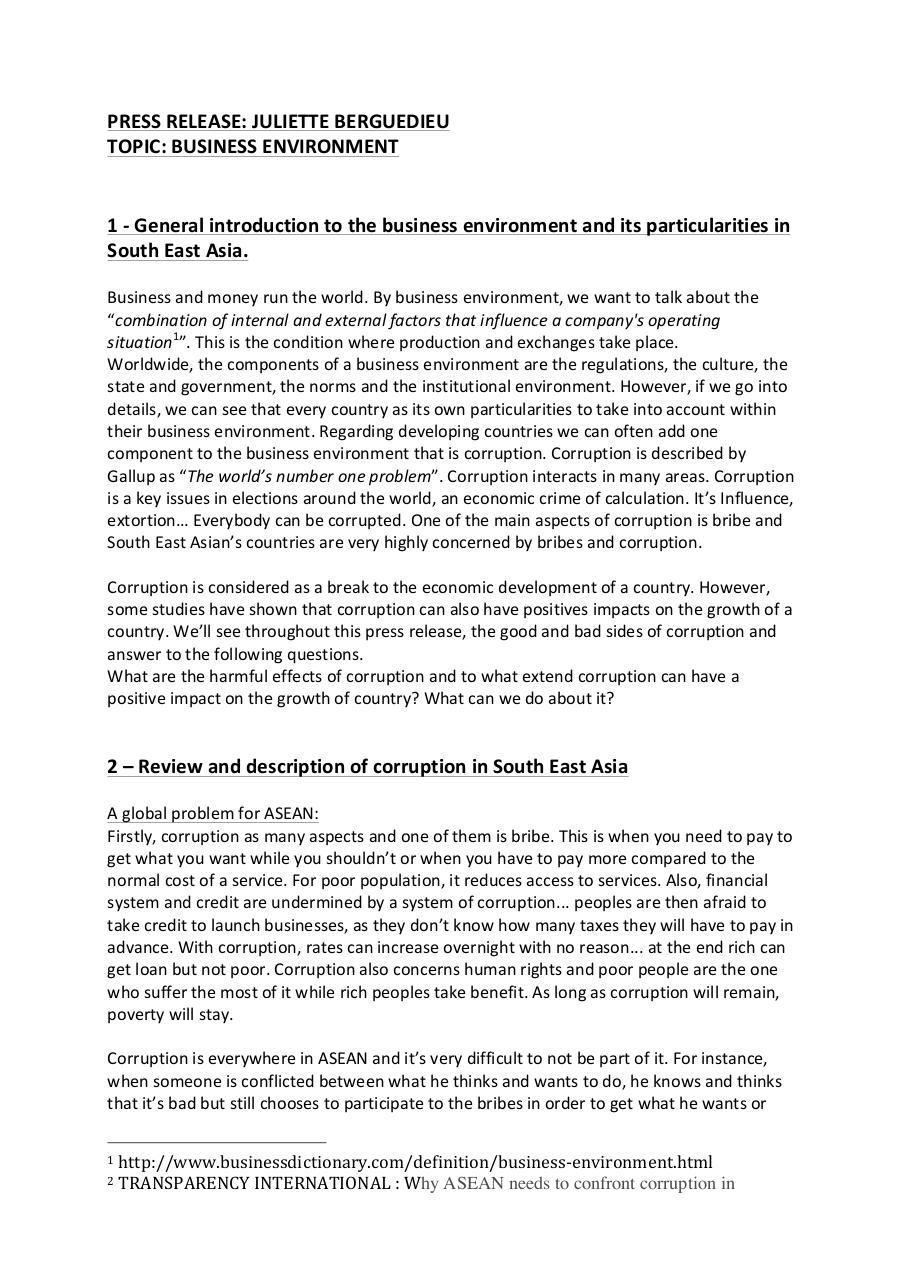 Aperçu du document Juliette Berguedieu - Final Press Release - Topic 4.pdf - page 1/6