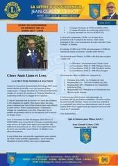 la lettre du gouverneur septembre 2017
