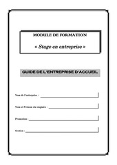 guide entreprise ad1 ad2 tscf1 ce1 ce2 tsci2stage 1