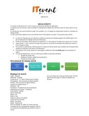 reglement tournoi fifa 102017
