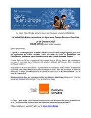 Fichier PDF signature email virtual job event