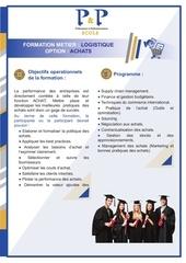 Fichier PDF 10 flyer logistique achat