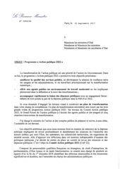 2017 09 26 circulaire pm action publique 2022