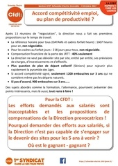 accord competitivite emploi n 3 octobre
