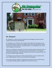 Fichier PDF boston dumpster south boston