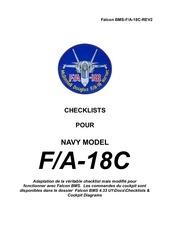 checlist f18c