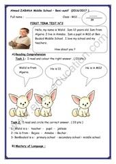 Fichier PDF english 1am17 1trim6